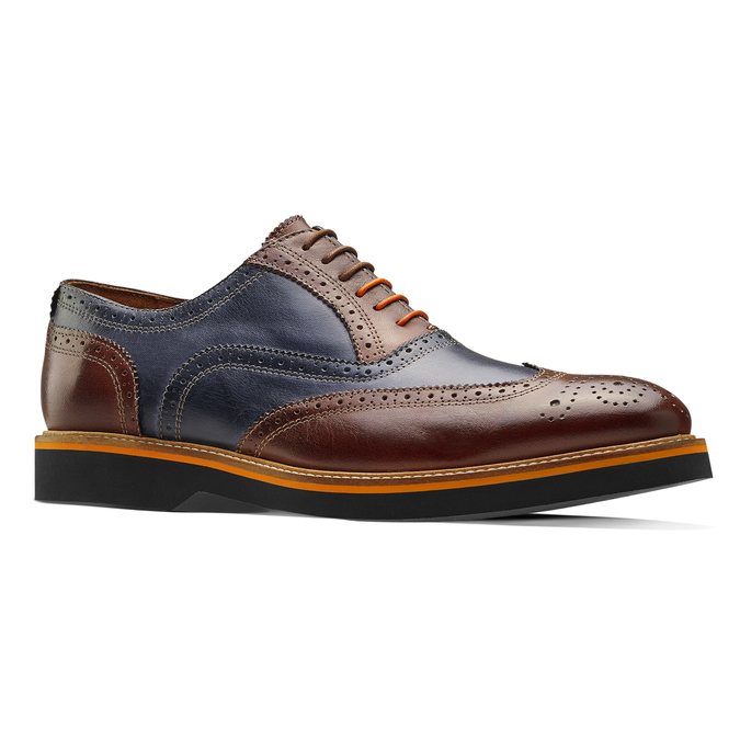 Men's shoes bata-the-shoemaker, Rouge, 824-5215 - 13