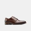 Men's shoes bata, Brun, 824-4999 - 13