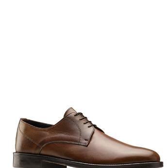 Men's shoes bata, Brun, 824-3997 - 13