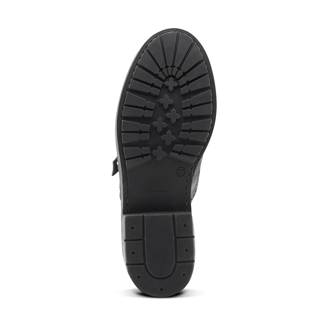 BATA Chaussures Femme bata, Noir, 514-6394 - 17