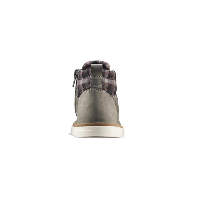 Childrens shoes mini-b, Gris, 291-2172 - 16