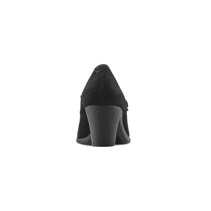 Chaussures Femme flexible, Noir, 623-6220 - 16