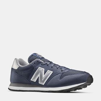 Childrens shoes new-balance, Violet, 809-9400 - 13