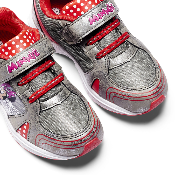 Childrens shoes minnie, Gris, 229-2209 - 19