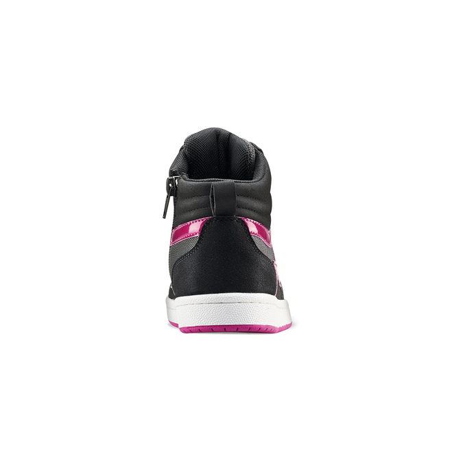 Childrens shoes mini-b, Noir, 321-6291 - 16
