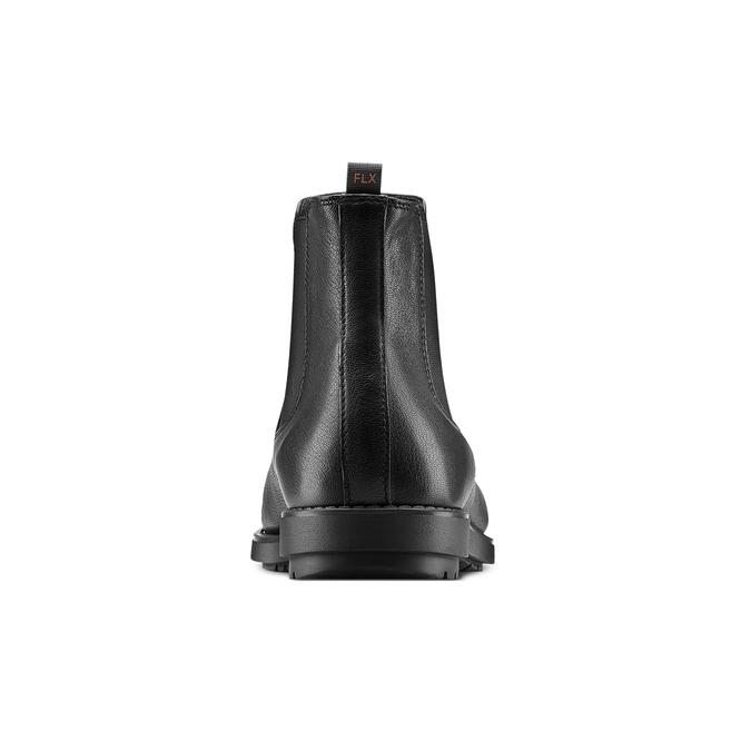 Chaussure dans le style Chelsea Boots flexible, Noir, 894-6233 - 16