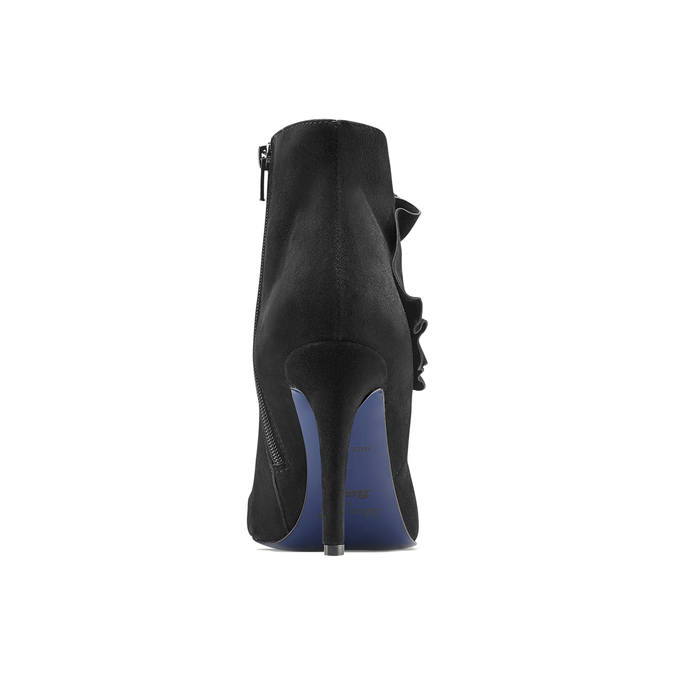 BATA M Chaussures Femme bata, Noir, 793-6198 - 16