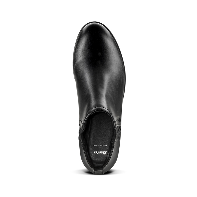 Women's shoes bata, Noir, 591-6298 - 15