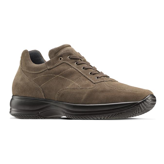 Men's shoes bata, Brun, 843-3315 - 13