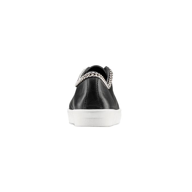 Women's shoes north-star, Noir, 541-6129 - 16
