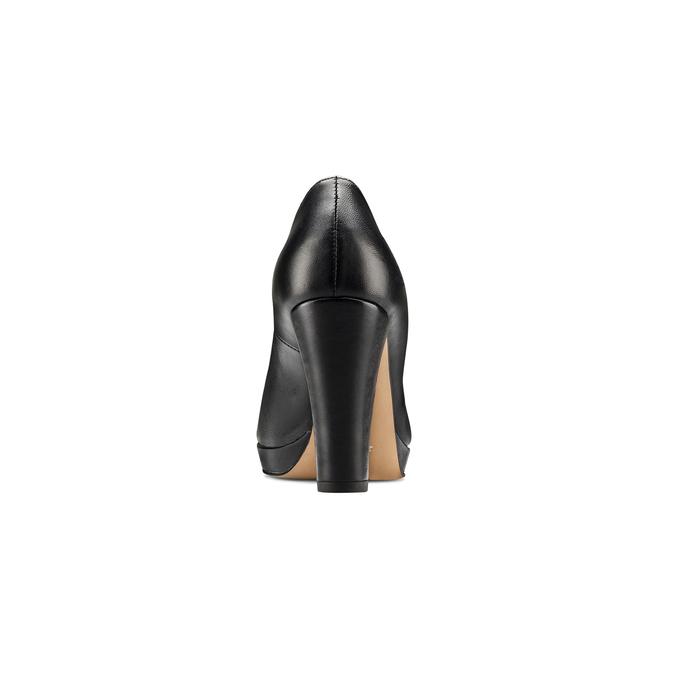BATA Chaussures Femme bata, Noir, 724-6725 - 16