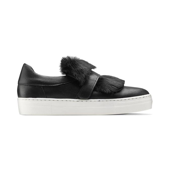 Women's shoes north-star, Noir, 544-6114 - 26