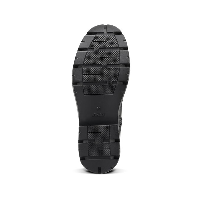 MINI B Chaussures Enfant mini-b, Noir, 391-6408 - 17