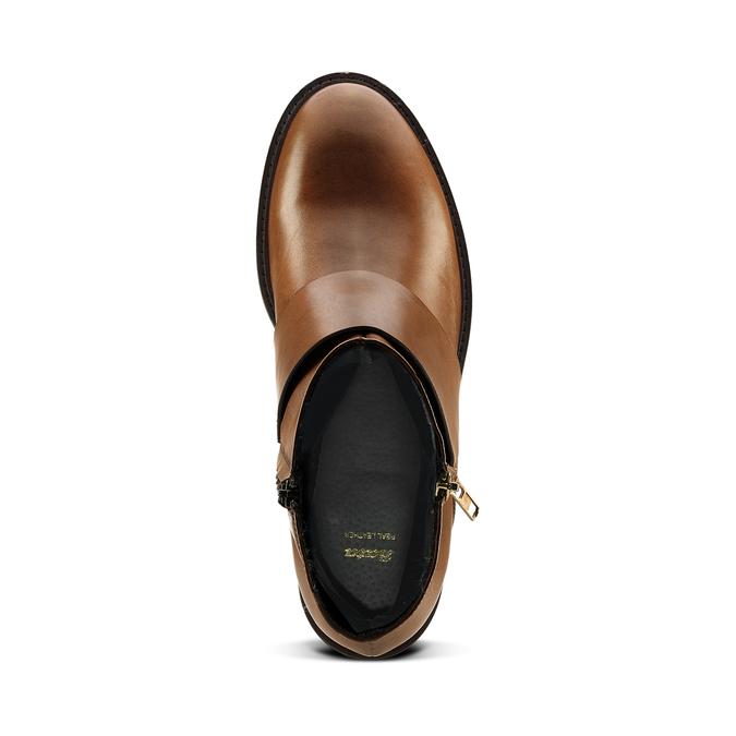 Women's shoes bata, Brun, 594-3330 - 15