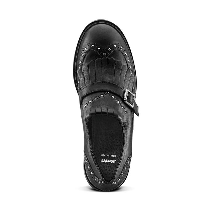 BATA Chaussures Femme bata, Noir, 514-6394 - 15