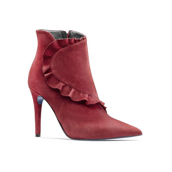 Women's shoes bata, Rouge, 793-5198 - 13
