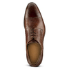 Men's shoes bata-the-shoemaker, Brun, 824-4184 - 15