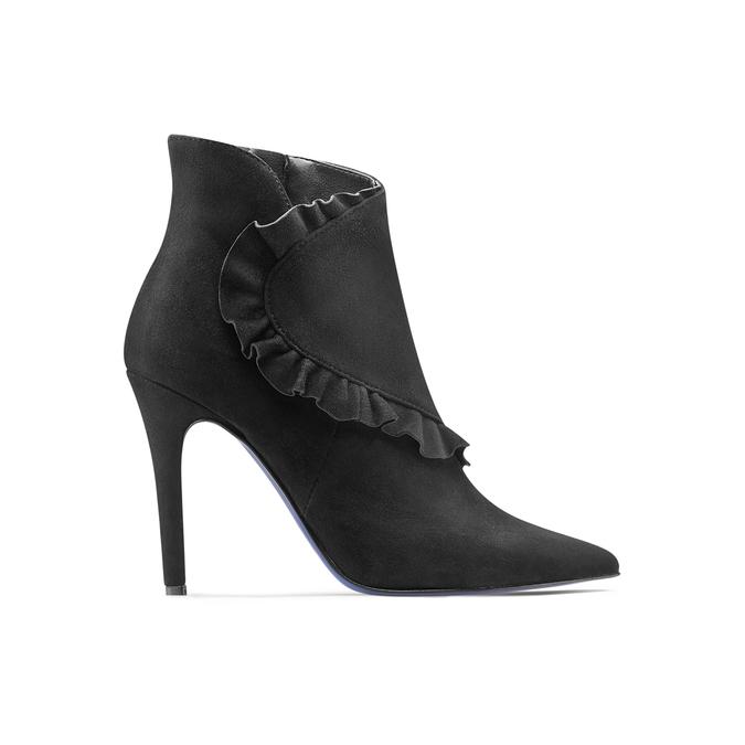 Women's shoes bata, Noir, 793-6198 - 26