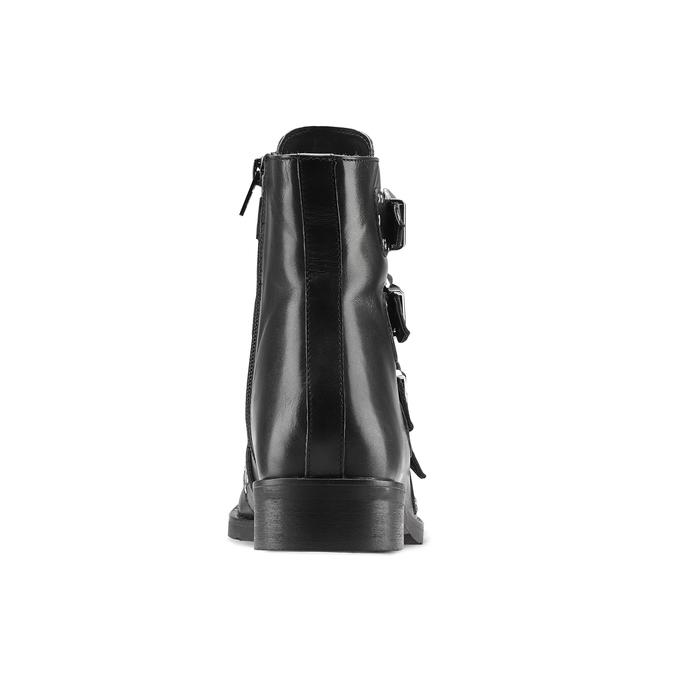 Women's shoes bata, Noir, 594-6192 - 16