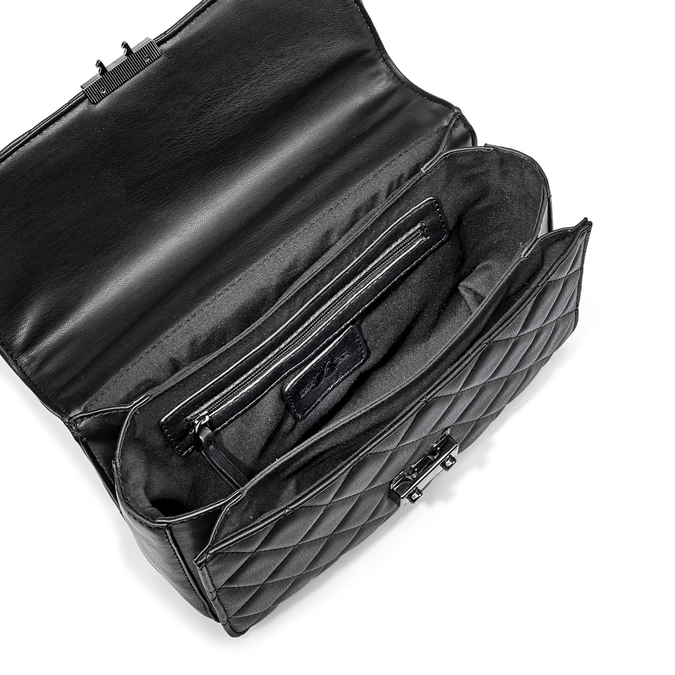 Bag bata, Noir, 961-6141 - 16