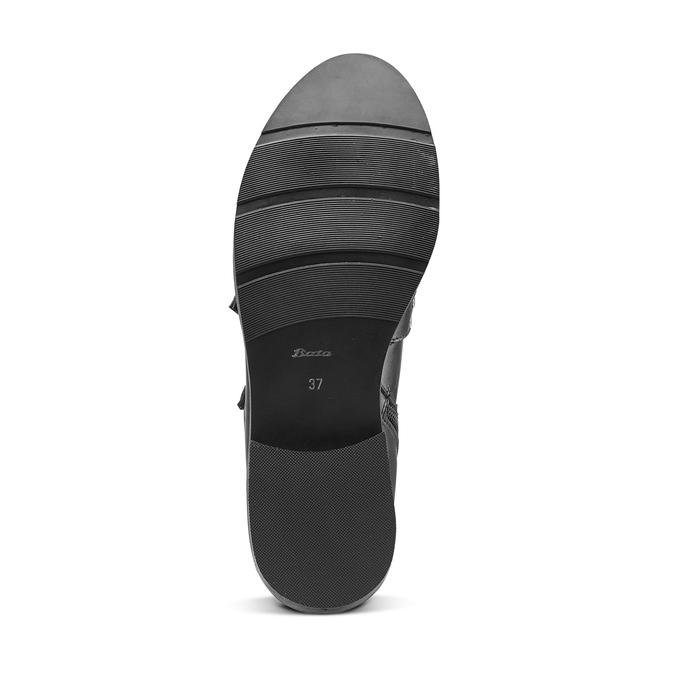 Women's shoes bata, Noir, 594-6192 - 17