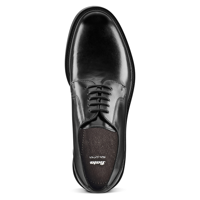 Men's shoes bata, Noir, 824-6157 - 15