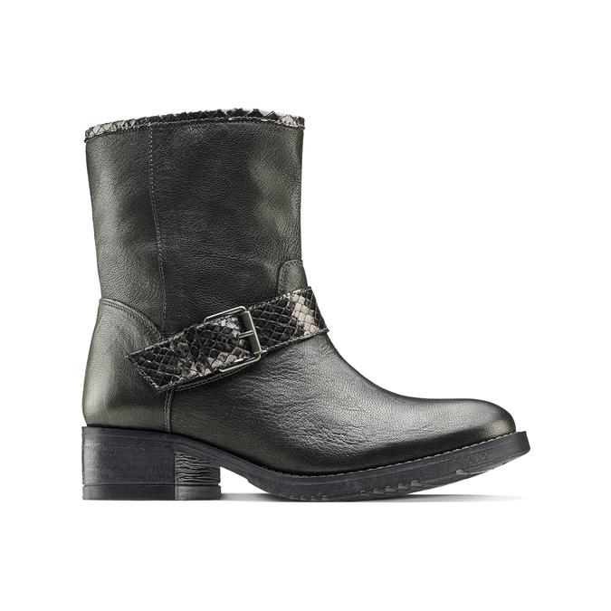 BATA Chaussures Femme bata, Gris, 694-2420 - 13