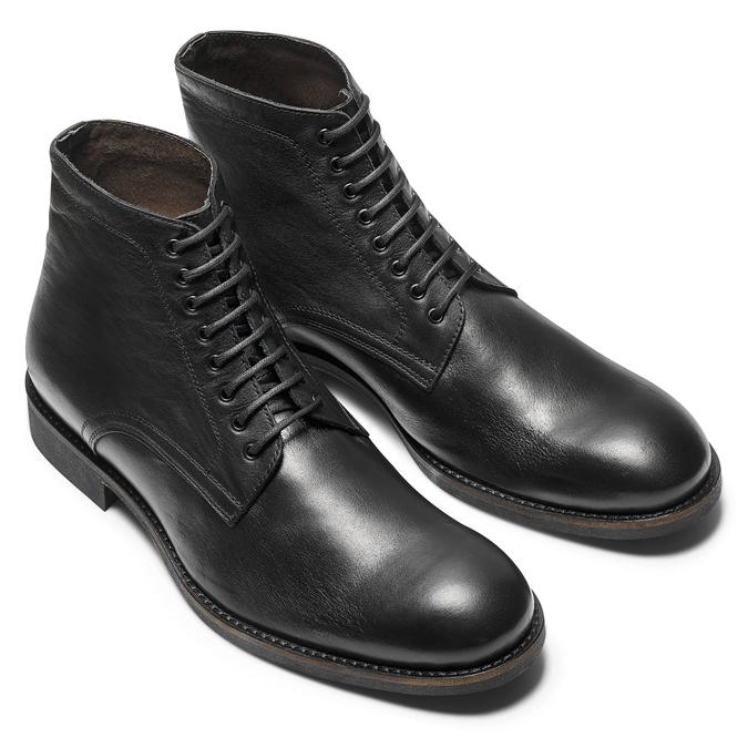 Men's shoes bata, Noir, 894-6738 - 19