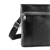 Cross body en cuir bata, Noir, 964-6131 - 15