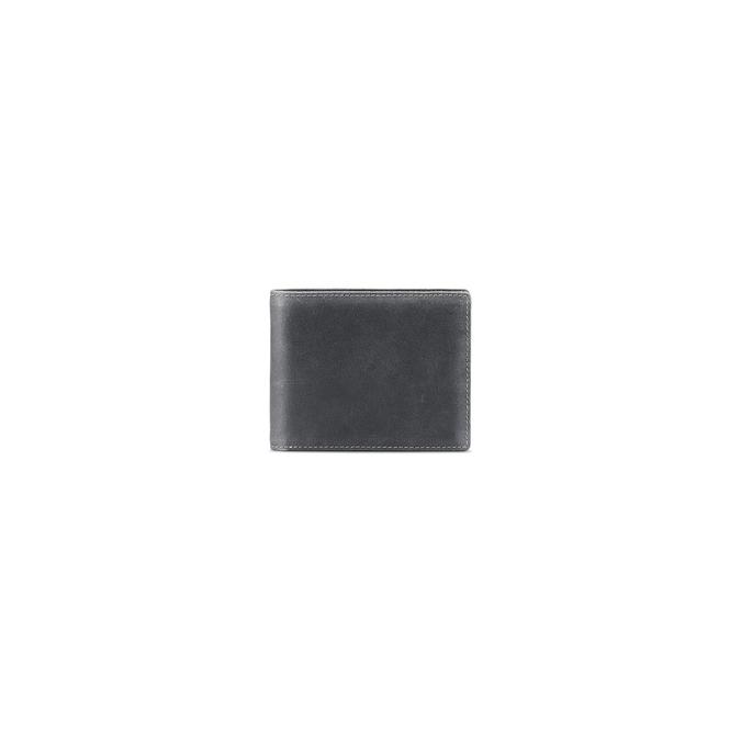 Portefeuille en cuir pour homme bata, Noir, 944-6135 - 26