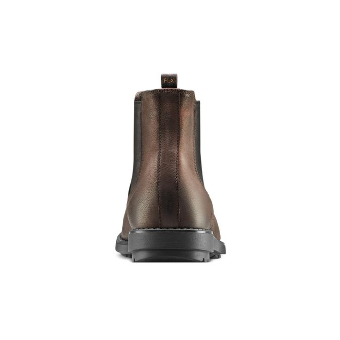 Men's shoes flexible, Brun, 894-3233 - 16
