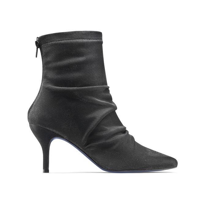 Women's shoes bata, Noir, 799-6201 - 26