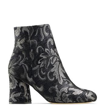 Women's shoes bata, Noir, 799-6171 - 13