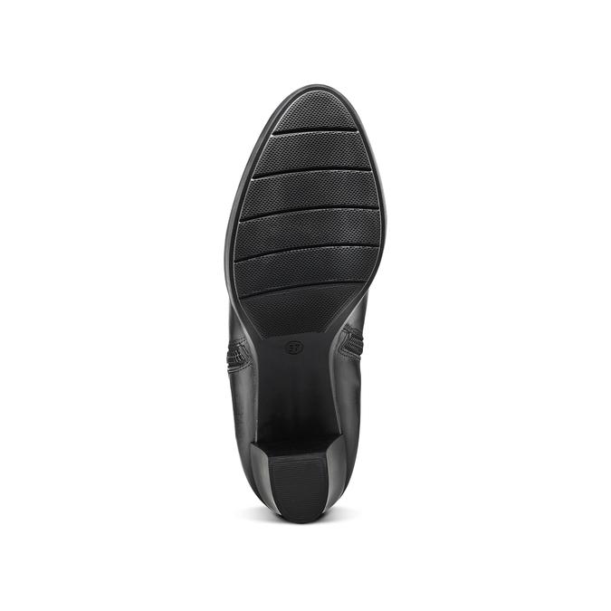 Women's shoes bata, Noir, 794-6225 - 17
