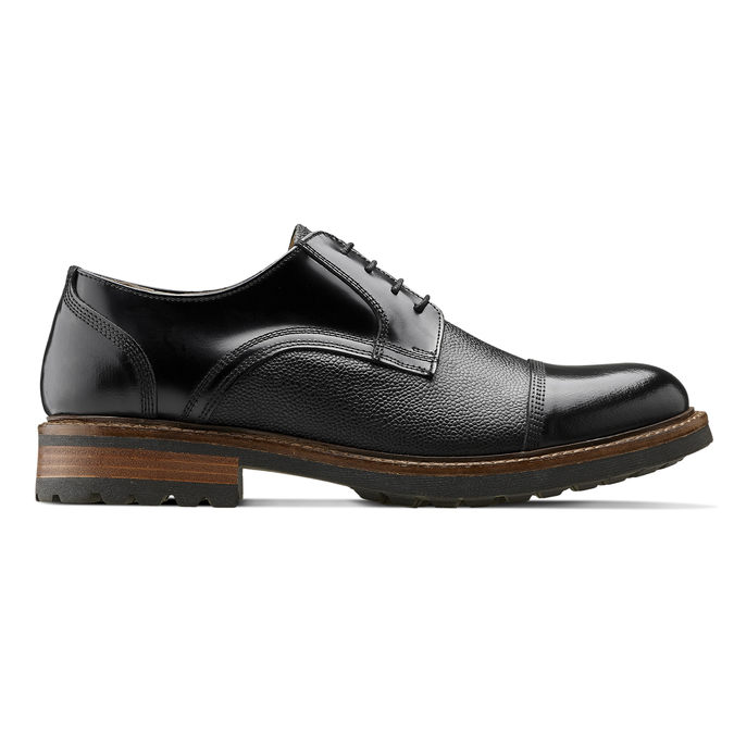 Men's shoes bata-the-shoemaker, Noir, 824-6187 - 26