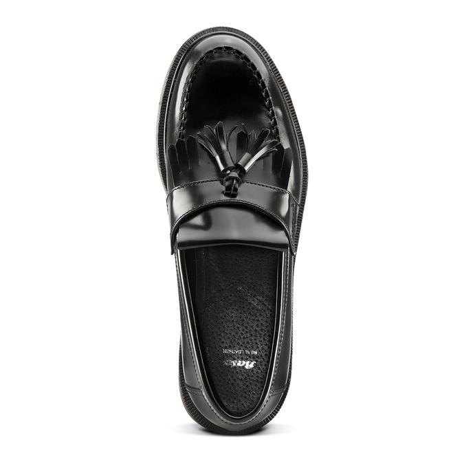 Men's shoes bata, Noir, 814-6176 - 15