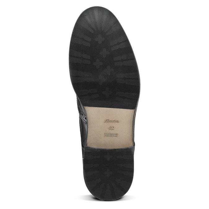 Men's shoes bata-the-shoemaker, Noir, 824-6185 - 17