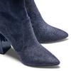Women's shoes bata, Bleu, 799-9648 - 15