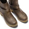 Women's shoes bata, Brun, 691-4451 - 15