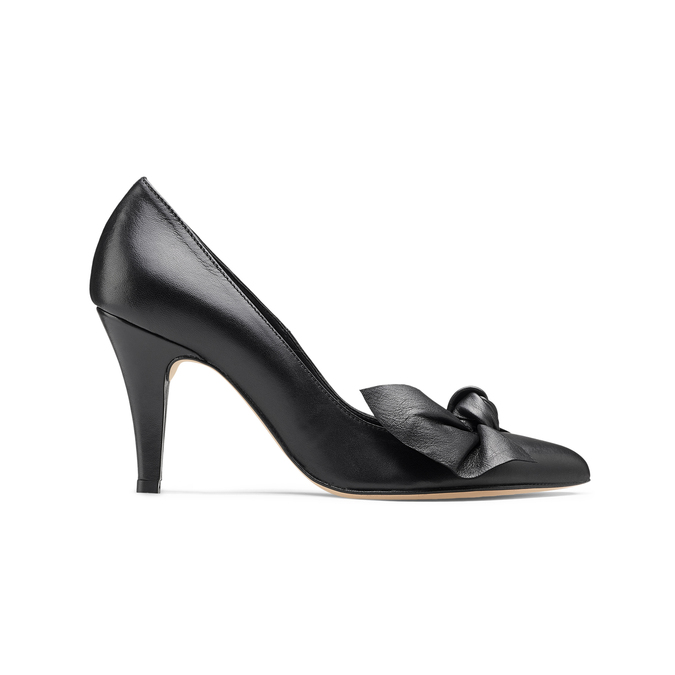 Women's shoes bata, Noir, 724-6981 - 26