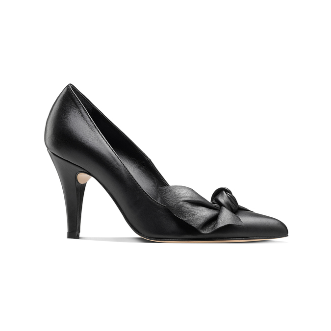 Women's shoes bata, Noir, 724-6981 - 13