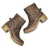 Women's shoes bata, Brun, 691-4451 - 19