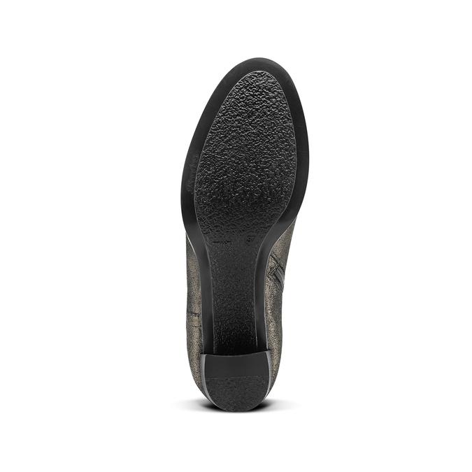 BATA Chaussures Femme bata, Noir, 794-6690 - 17