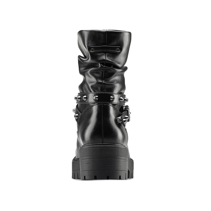 BATA Chaussures Femme bata, Noir, 691-6433 - 16