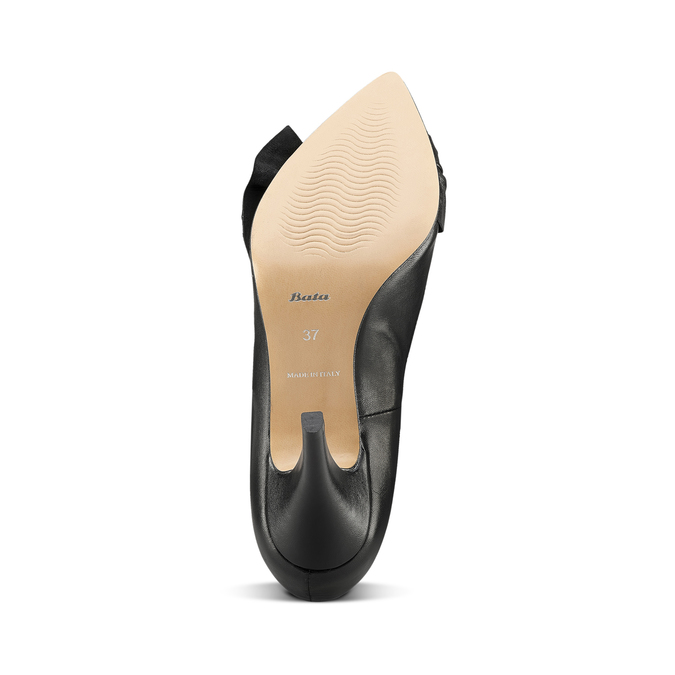 Women's shoes bata, Noir, 724-6981 - 17