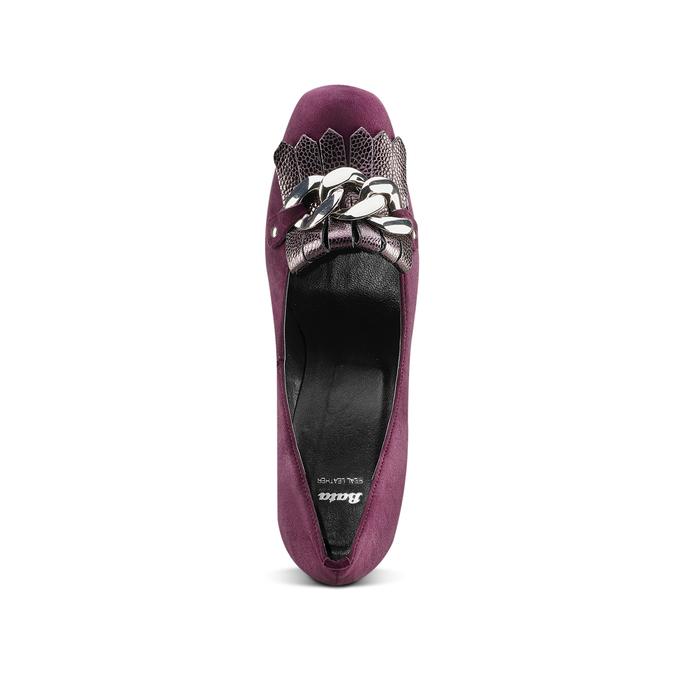 Women's shoes bata, Rouge, 723-5135 - 15