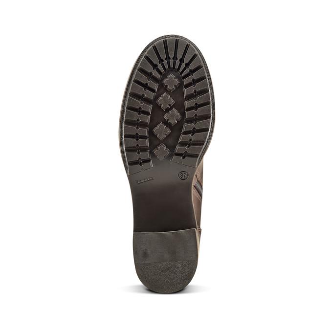 Women's shoes bata, Brun, 794-3706 - 17