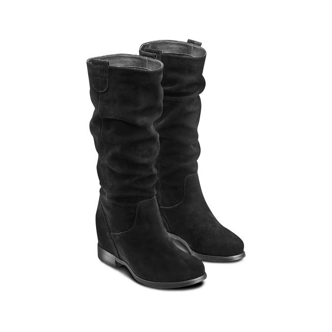 BATA Chaussures Femme bata, Noir, 693-6391 - 16