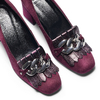 Women's shoes bata, Rouge, 723-5135 - 19