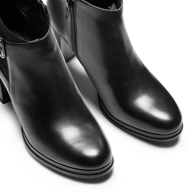 BATA Chaussures Femme bata, Noir, 794-6673 - 15